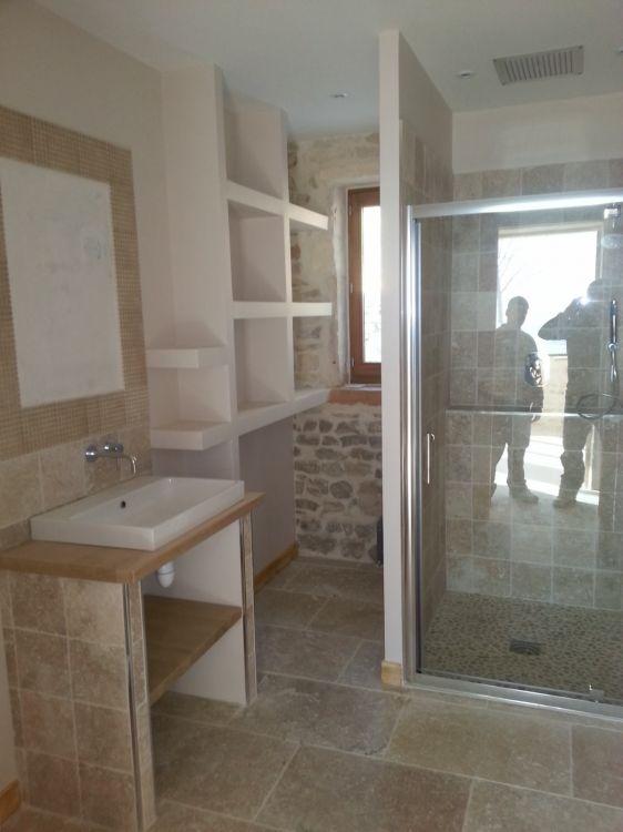 travaux de plomberie salles de bain et salles d 39 eau proche de lyon construction et. Black Bedroom Furniture Sets. Home Design Ideas