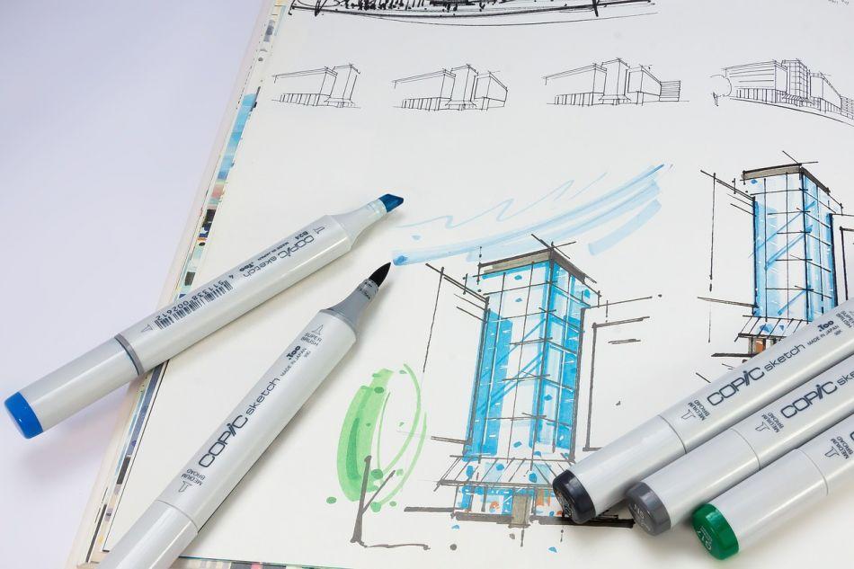 plan de construction dune maison avec les mesures prcises - Plan De Construction D Une Maison