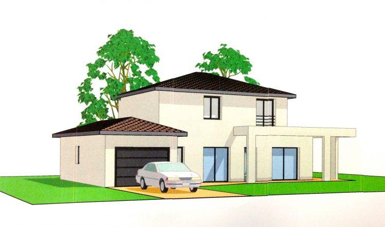 Constructeur de maison neuve vers lyon la maconnerie for Constructeur maison lyon